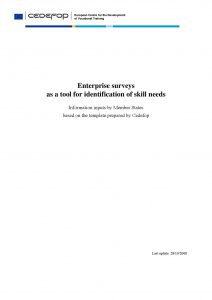 Enterprise surveys as a tool for identification of skills-page-001